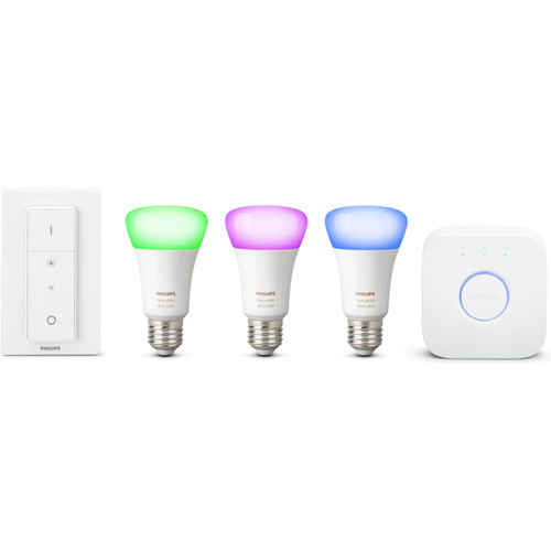 Philips HUE Starter Pack (07-2017)
