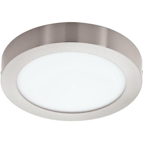 Eglo Connect Fueva-C Plafondlamp Rond Zilver