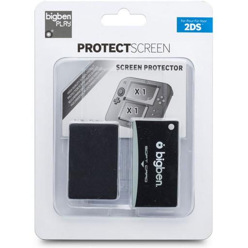 Bigben Screenprotector 2DS