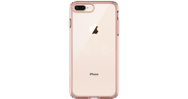 Spigen Ultra Hybrid Apple Iphone 7 Plus 8 Plus Back Cover Rose Gold
