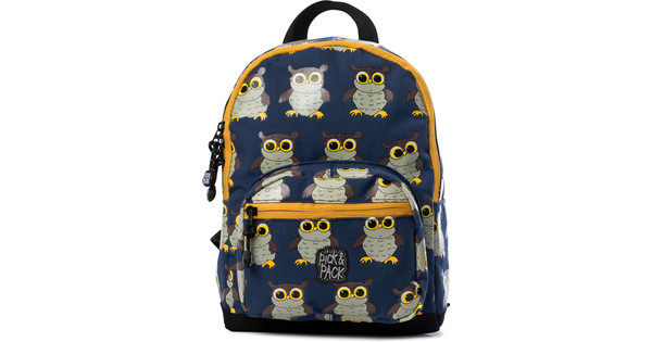 Pick & Pack Owl Blauw