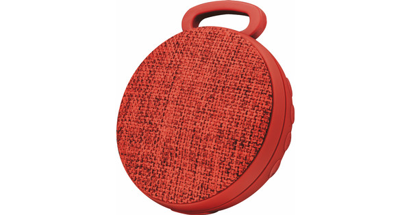 Trust Fyber Go Bluetooth Wireless Speaker Red