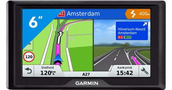 Garmin Drive 60 LM Centraal Europa