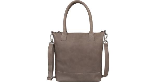 Cowboysbag Bag Glasgow Elephant Gray