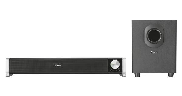 Trust Asto 2.1 Soundbar Speaker Set