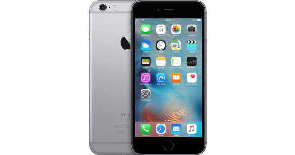 Apple Iphone 6s 32gb Space Gray Before 23 59 Delivered