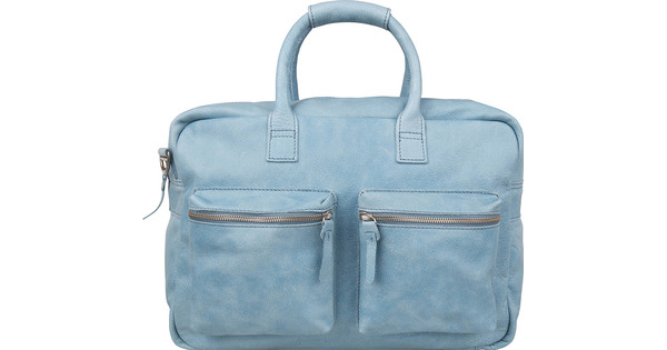 6ae7b3a03ea Cowboysbag The College Bag Milky Blue - Coolblue - Voor 23.59u ...
