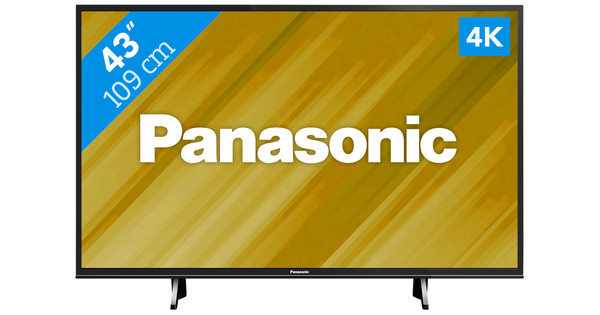 9069a602d Panasonic TX-43FXW654 - Coolblue - Before 23:59, delivered tomorrow