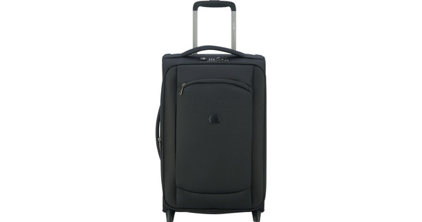 Delsey Montmartre Air Universal Expandable Upright 55cm Zwart