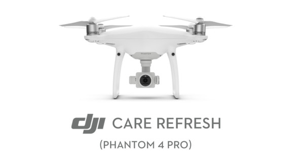 DJI Care Refresh Phantom 4 Pro(+) Card