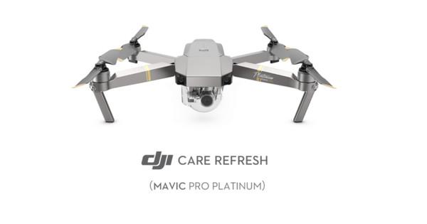 DJI Care Refresh Mavic Pro Platinum Card