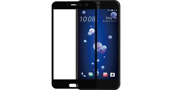 Azuri HTC U11 Screen Protector Tempered Glass Black