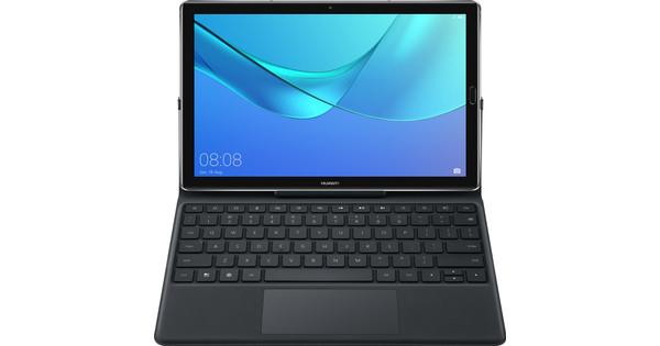 Amork MediaPad M5 10.8-inch US Tablet Keyboard Cover Black