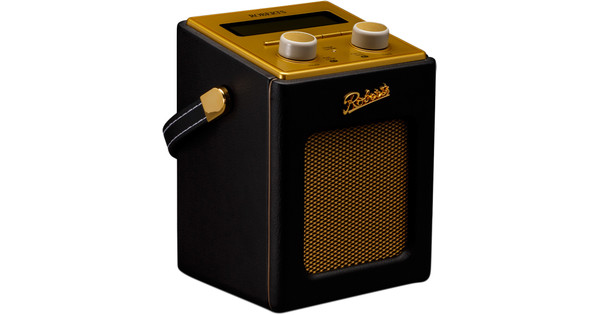 Roberts Radio Revival Mini Zwart