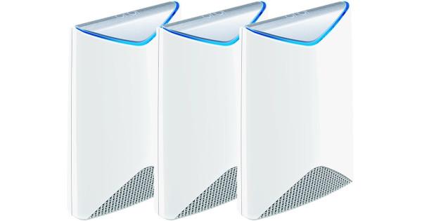 Netgear Orbi SRK60 Pro Multiroom wifi 3 pack