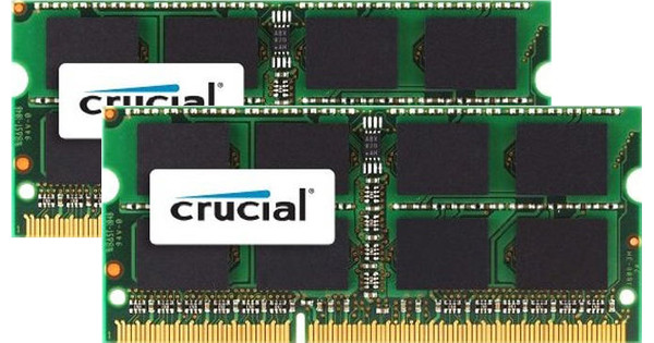 Crucial Apple 16GB SODIMM DDR3L-1600 2x 8GB