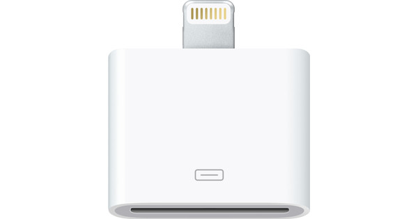 Apple Lightning to 30-pins Adapter Triple Pack