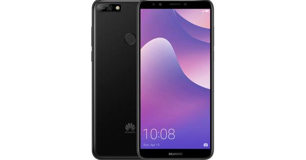 Huawei Y7 (2018) Dual Sim Zwart