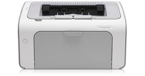 HP LaserJet Pro P1102 - Coolblue - Voor 23.59u, morgen in huis