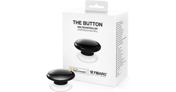 Fibaro The Button HomeKit Black
