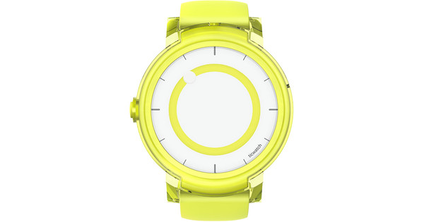 Ticwatch E Smartwatch Lemon