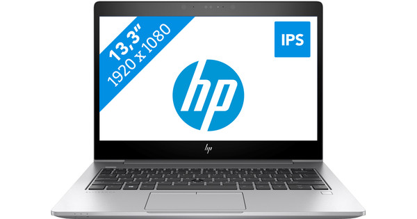 HP Elitebook 830 G5 i7-16gb-512ssd