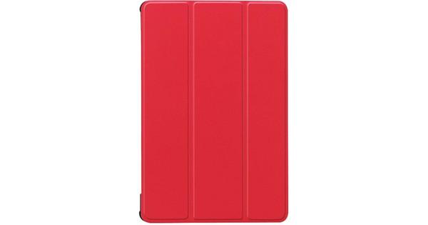 Just in Case Tri-Fold Huawei MediaPad M5 10/10 Pro Book Case Red
