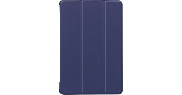 Just in Case Tri-Fold Huawei MediaPad M5 10/10 Pro Book Case Blue