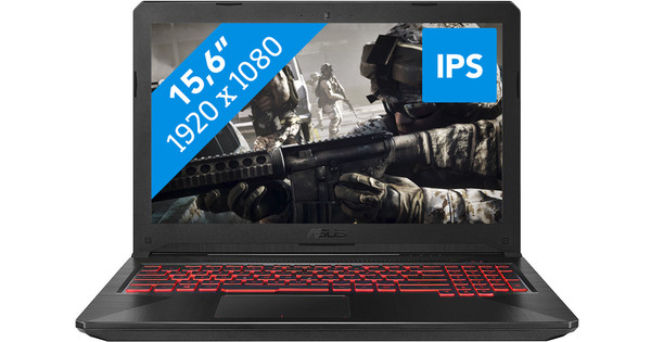 Asus TUF Gaming FX504GD-E4035T