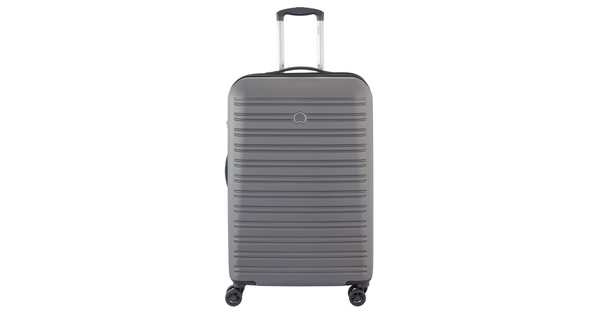 ed6934f80ef Delsey Segur Trolley Case 70cm Gray - Coolblue - Before 23:59, delivered  tomorrow