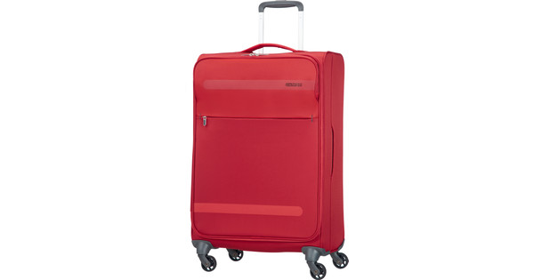 American Tourister Herolite Super Light Spinner 67cm Formula Red