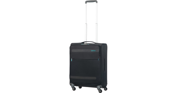 American Tourister Herolite Super Light Spinner 55cm Volcane Black