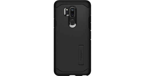 Spigen Tough Armor LG G7 ThinQ Back Cover Black