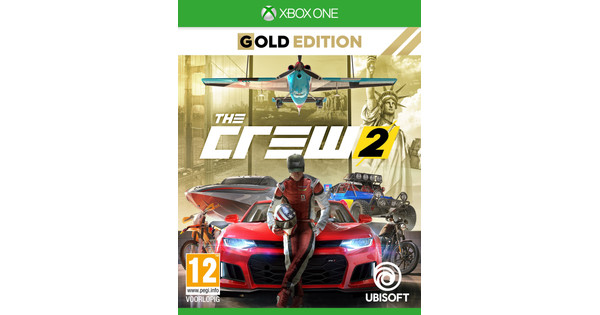 The Crew 2 Gold Edition Xbox One