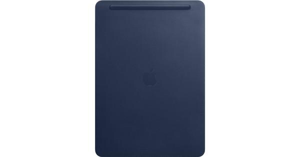 Apple Leren Sleeve iPad Pro 12,9 inch Middernachtblauw