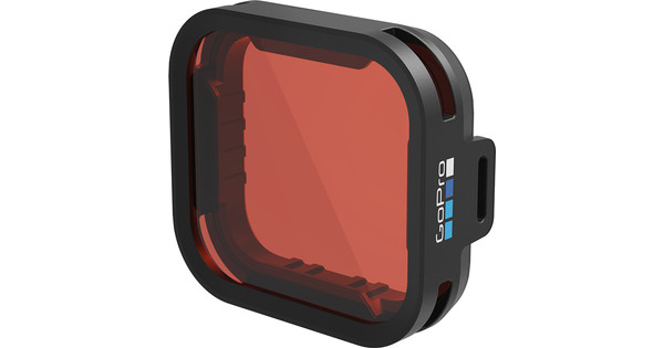 GoPro Blue Water Snorkel Filter HERO5 en 6 Black