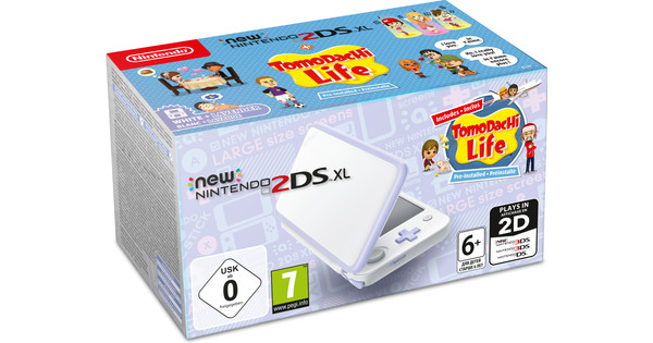 Nintendo 2DS XL + Tomodachi Life