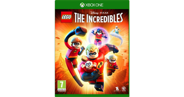 LEGO: The Incredibles Xbox One