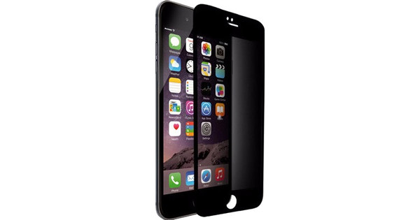 Pavoscreen Privacy Tempered Glass Apple iPhone 6 / 6s Black