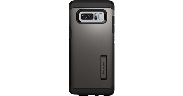 Spigen Tough Armor Samsung Galaxy Note 8 Back Cover Grijs