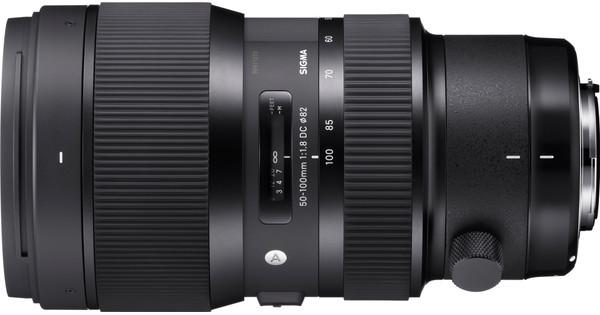 Sigma 50-100mm f/1.8 DC HSM A Nikon