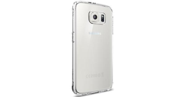 Spigen Ultra Hybrid Samsung Galaxy S6 Transparent