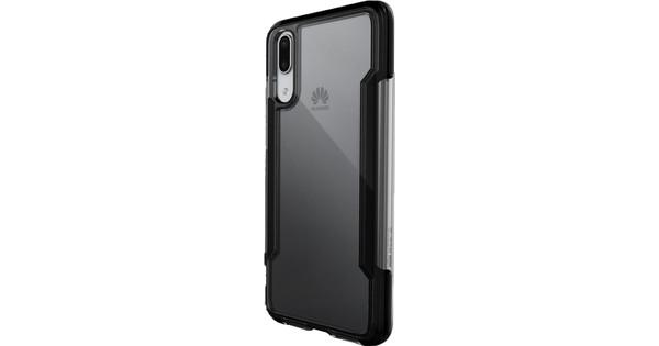 X-Doria Defense Clear Huawei P20 Lite Back Cover Black