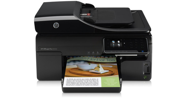 Bare ut HP Officejet Pro 8500A e-All-in-One - Coolblue - Voor 23.59u SM-48