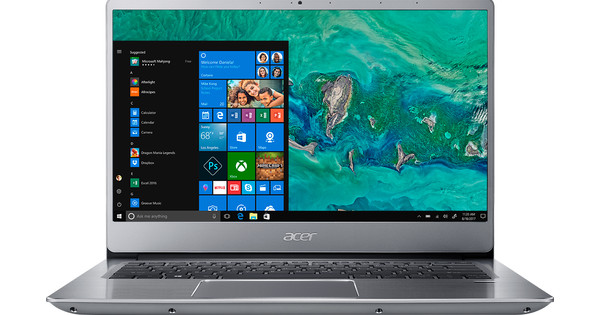 Acer Swift 3 SF314-54-54LB Schone Start