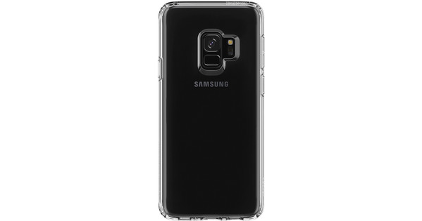 Spigen Liquid Crystal Samsung Galaxy S9 Back Cover Transparant