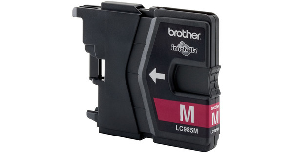 Brother LC-985M (Magenta)