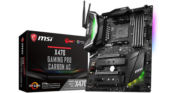 MSIX470 Gaming Pro Carbon AC