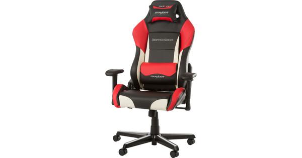 DXRacer DRIFTING Gaming Chair Zwart/Wit/Rood