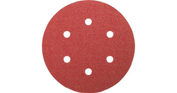 Bosch Sanding disc 150 mm K80 (5x)